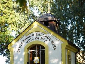 Špišić Bukovica - kapelica - jesen 2008.