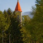 Špišić Bukovica - Crkva sv. Ivana Krstitelja - jesen 2008.