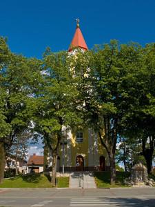 Špišić Bukovica - Crkva sv. Ivana Krstitelja