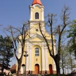 Crkva sv. Ivana Krstitelja - proljeće 2014.