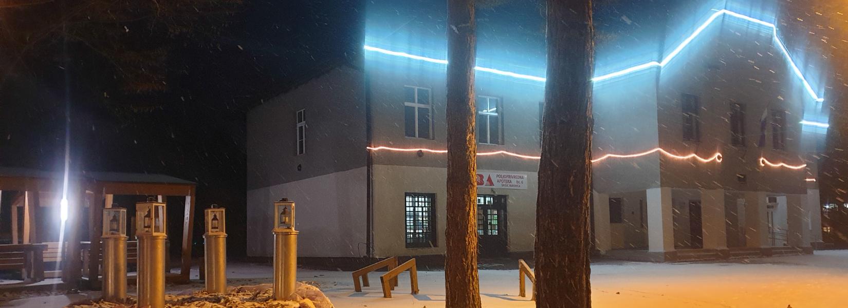 Društveni dom u Špišić Bukovici 01-2019