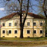 Dvorac kurija Špišić - proljeće 2014.